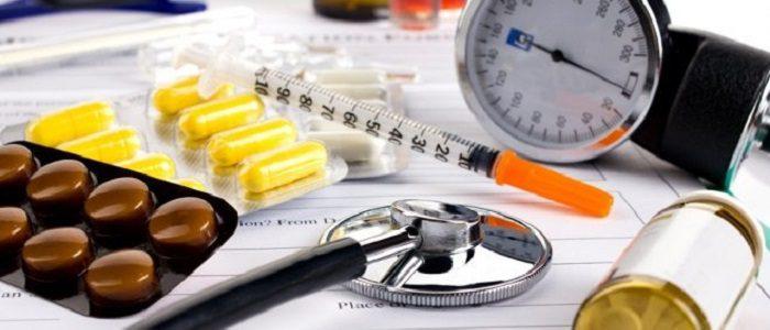 Медикаментозное лечение глаукомы при сахарном диабете