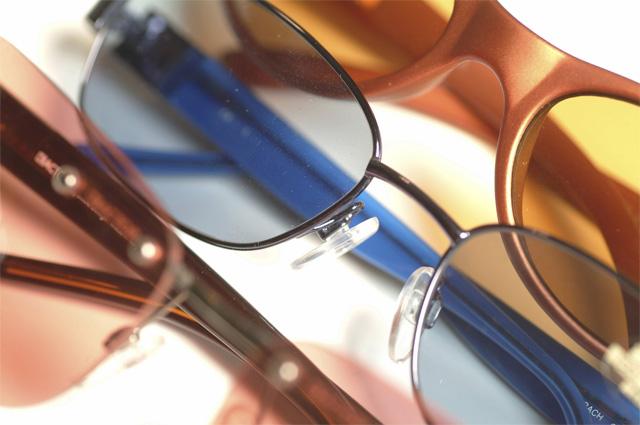 Оптические средства для защиты от солнца