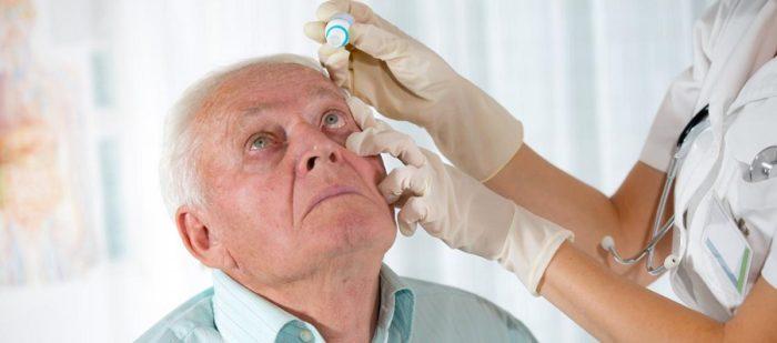 Глазные капли для диабетиков