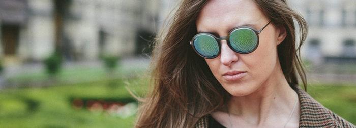 Зачем нужны очки при глаукоме?