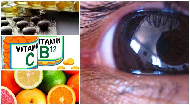 Основные витамины и микроэлементы при глаукоме