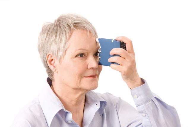 Лечение симптома «глазного давления»